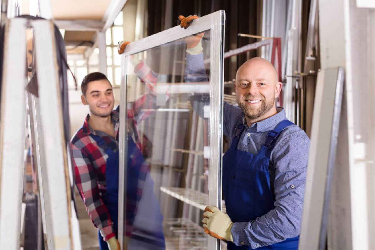 Aluminium Window Repairs Glasgow